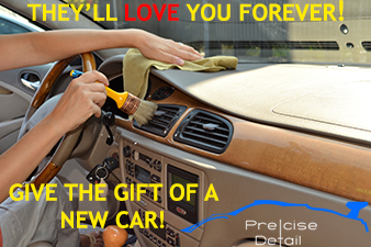 Auto Detail Gift Certificate
